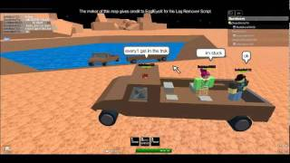 ROBLOX apocalypse part 2: The camp and loss of something important
