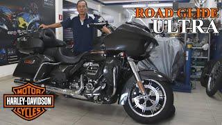 Harley-Davidson Road Glide Ultra: tudo sobre a 'devoradora' de quilômetros
