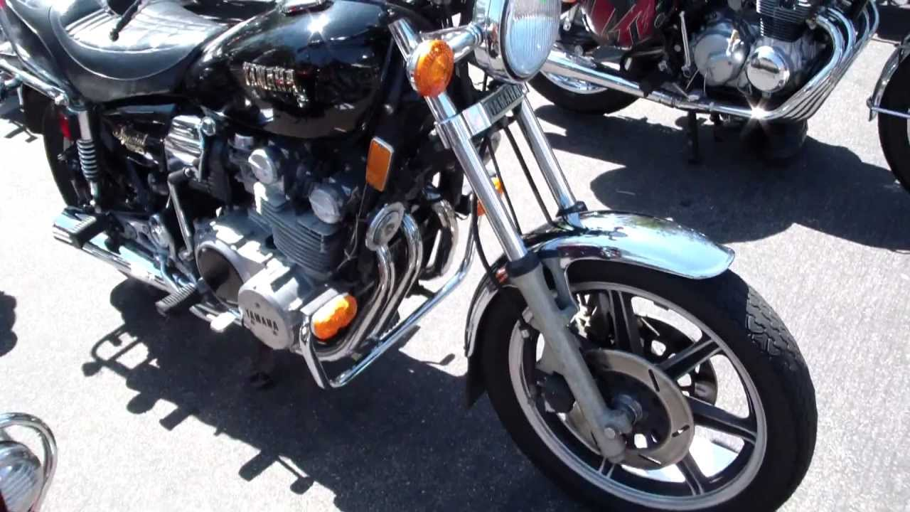 Yamaha XS850 Special Motorcycle