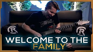 Avenged Sevenfold - Welcome To The Family | Cole Rolland (Guitar Cover)