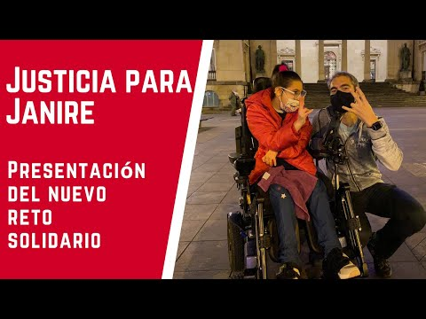 Reto solidario.- Justicia para Janire   Janire y su familia nos necesitan