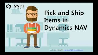 How To: Pick and Ship Items in Dynamics NAV - WebSan Solutions Inc.