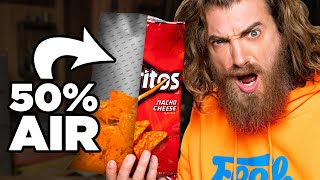 Which Chip Brand Has The Most Whole Chips? (Test)