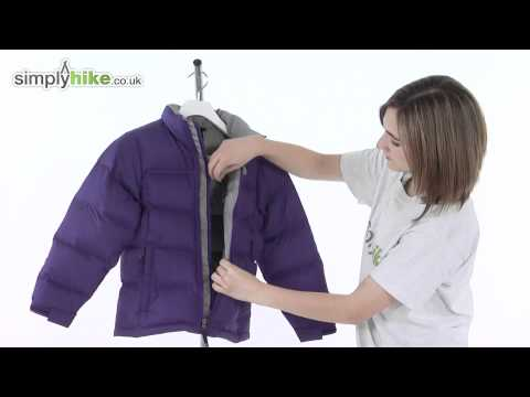 The North Face Girs Clr Nupste Jacket