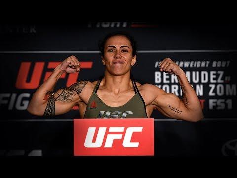 UFC Shenzhen: Weigh-in
