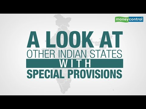 Explained | States that enjoy special provisions similar to Article 370 in J&K