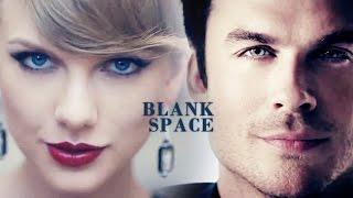 Taylor & Damon - Blank Space [AU]
