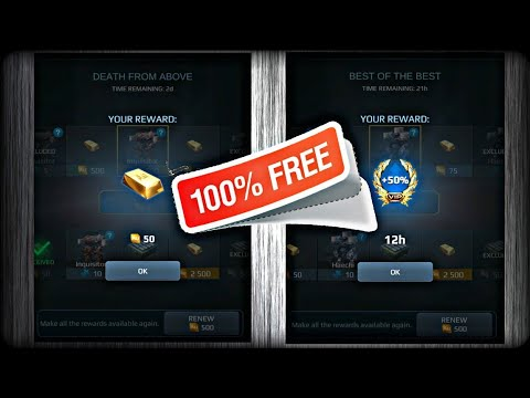War Robots : Get your Free Gold And Premium.
