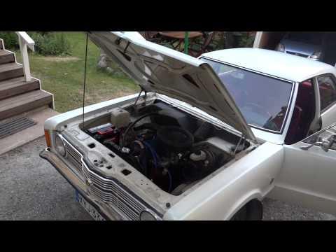 Coldstart Ford OHC Engine