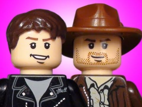 Lego Indiana Jones - Mutt Williams