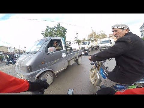 daily observation bike frome algeria المراقبة اليومية و المعاناة