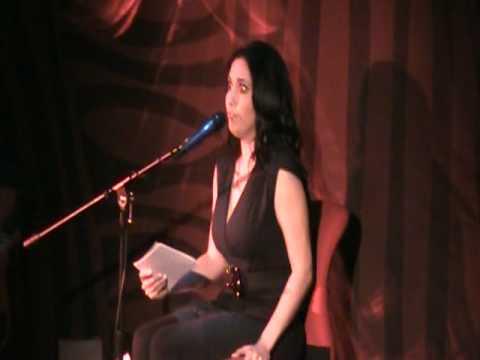 Sugey Ábrego: Los Monólogos de la Vagina