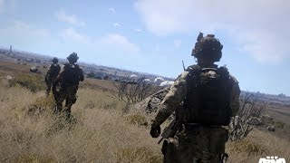 ArmA 3 Single Player Gameplay