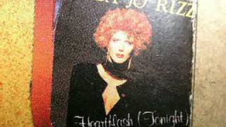 Heartflash Tonight - Linda Jo Rizzo 1986 euro disco