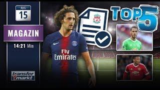 Liverpool will Rabiot ablösefrei – Diese Spielerverträge enden 2019   TRANSFERMARKT