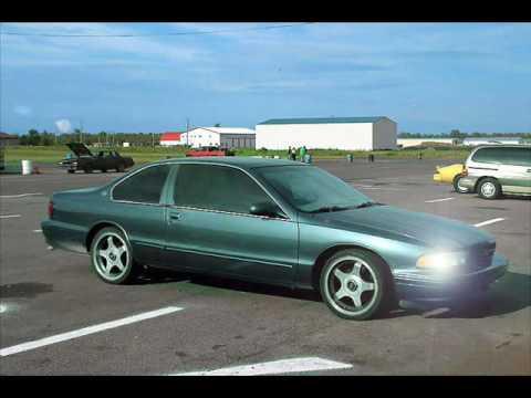 1996 Chevrolet Impala 2 Door Start And Rev Youtube