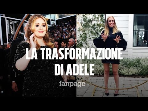 Adele sempre più irriconoscibile: magrissima per il primo compleanno dopo la dieta