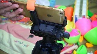 Cách tạo ánh sáng quay phim Đồ chơi trẻ em bằng iPhone của con nhà nghèo ▶▶▶
