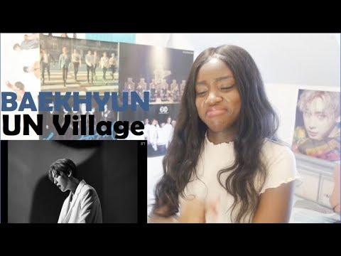 Download BAEKHYUN (백현) - UN Village MV REACTION [BYUN BAEK REVIVING THE K-R&B SCENE]