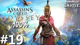 Zagrajmy w Assassin's Creed Odyssey [PS4 Pro] odc. 19 - Pusty pokład