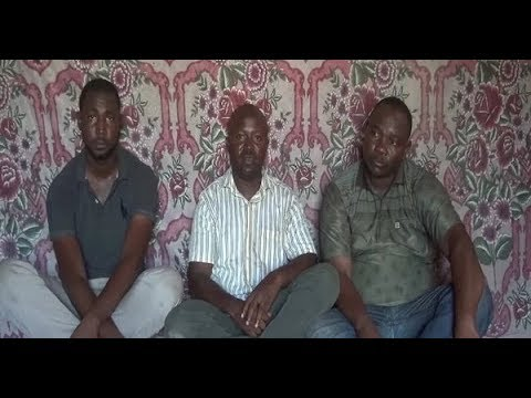 Top 5 things we learnt from new Boko Haram video on abducted UNIMAID lecturers