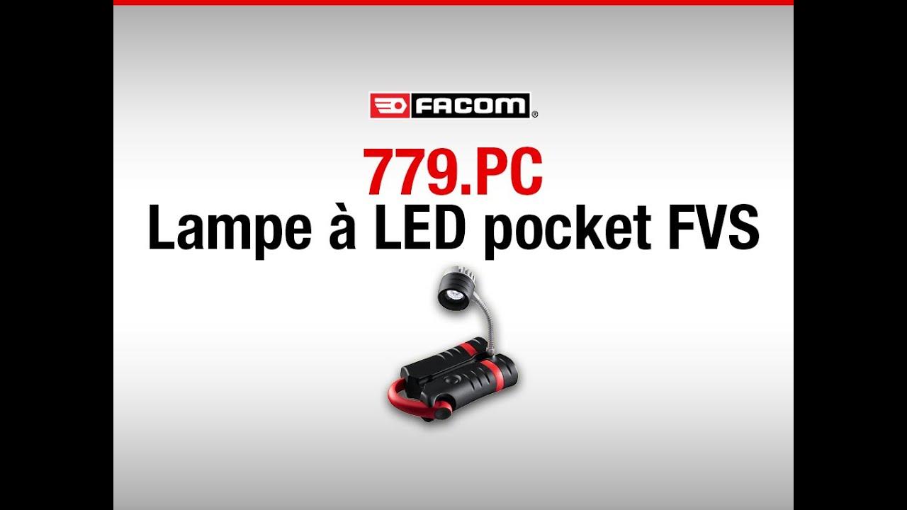 Lampe 3148517992719 Fvs Pocket 779 Torche Sans Led Fils Facom pc 76bgyf