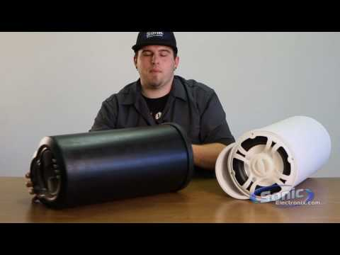 Bazooka Bass Tubes Subwoofer for Car and Boat