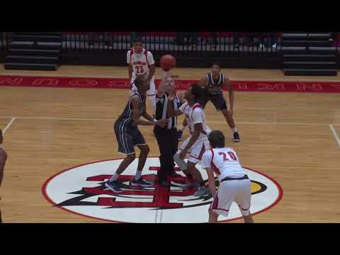 Franklin County Eagles vs GW Danville Boys Basketball 2018
