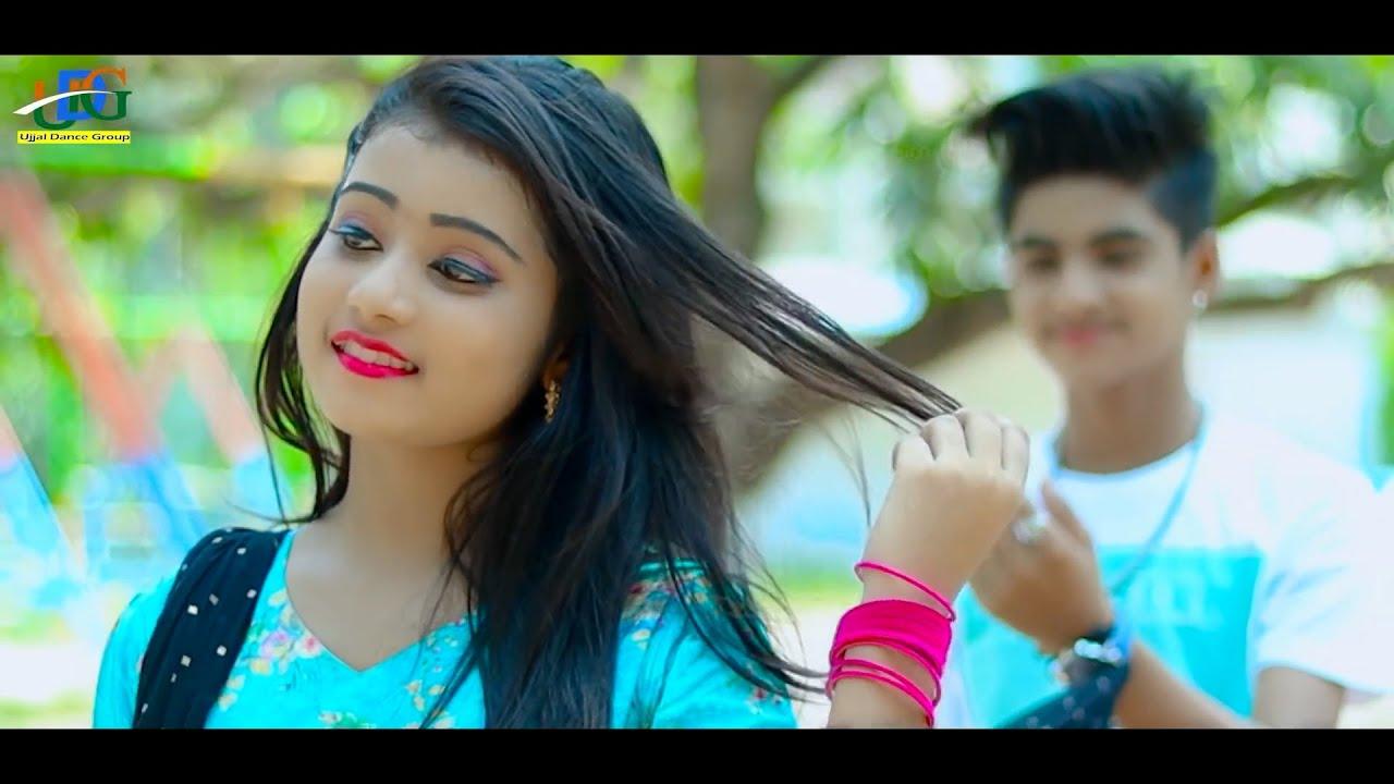Naina tor nasheli | New nagpuri love song 2021 | Children love story | Heart touching story 2021