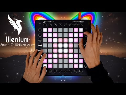 Illenium & Kerli - Sound Of Walking Away [Launchpad Cover]
