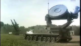 SA-4 Ganef (2K11 Круг) Soviet SAM System