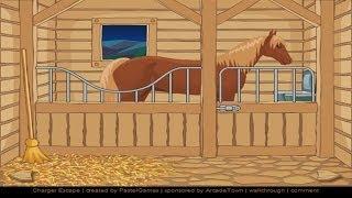 Прохождение Charger Escape (Побег из конюшни)