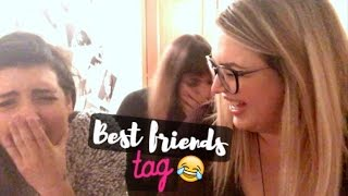 BEST FRIENDS TAG | Ilamakeup02♡
