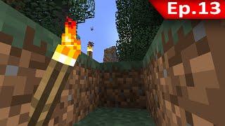 Tackle⁴⁸²⁶ Minecraft (1.8.7) #13 - กลับขึ้นไปพื้นผิวโลก