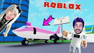 Roblox: KAAN SOLD EIS WITH AIRPLANE & Nina is Cave Ice Seller | Ice Cream Van Simulator