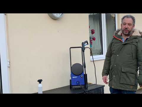 Nilfisk Core130 Pressure Washer Review