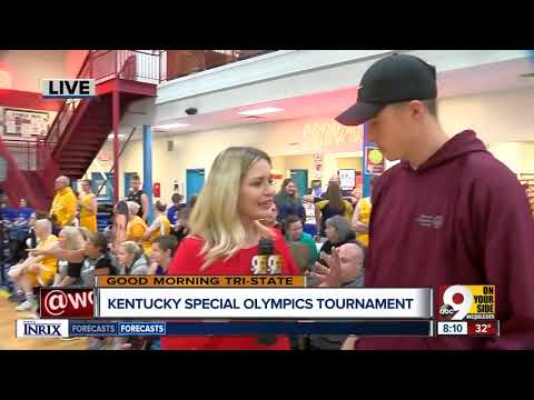 Special Olympics athletes battle for Kentucky state tournament berths