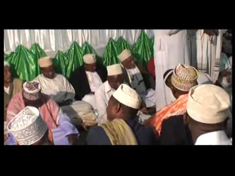 Bi Rasulilah wal Badawi - Qaswida , Mgombezi
