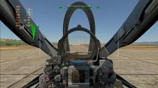 MiG-21 F-13 Perf. Test Flight - Radio Rangfinder Gyrosight, E-Bleed, etc.「War Thunder」