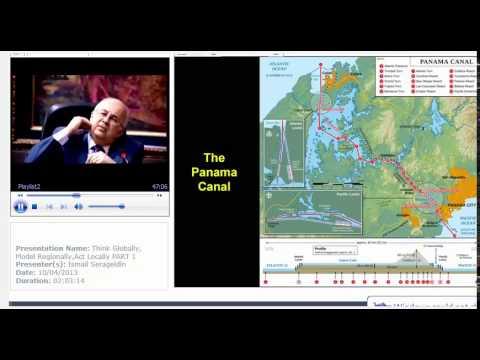 Think Globally, Model Regionally,Act Locally PART 1