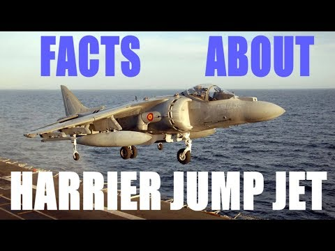 FACTS ABOUT HARRIER JUMP JET (HD) | AIRCRAFT JET FIGHTER