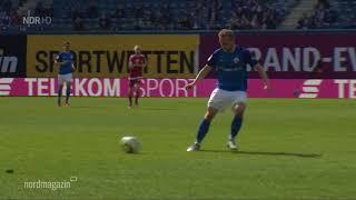 Hansa Rostock gegen SpVgg Unterhaching - 33. Spieltag 17/18 - Nordmagazin