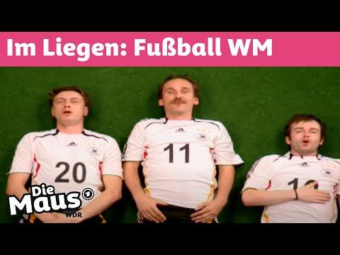 WM im Liegen - Maus Lachgeschichte | WDR