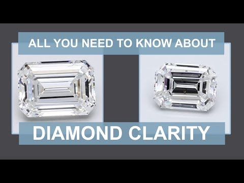 A Shocking Fact about Diamond Clarity They Don't Want You to