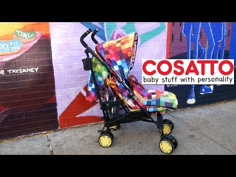 Supa Stroller from Cosatto