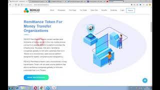 REMCO - мощная распределенная платформа для генерирования токенов и перевода денег