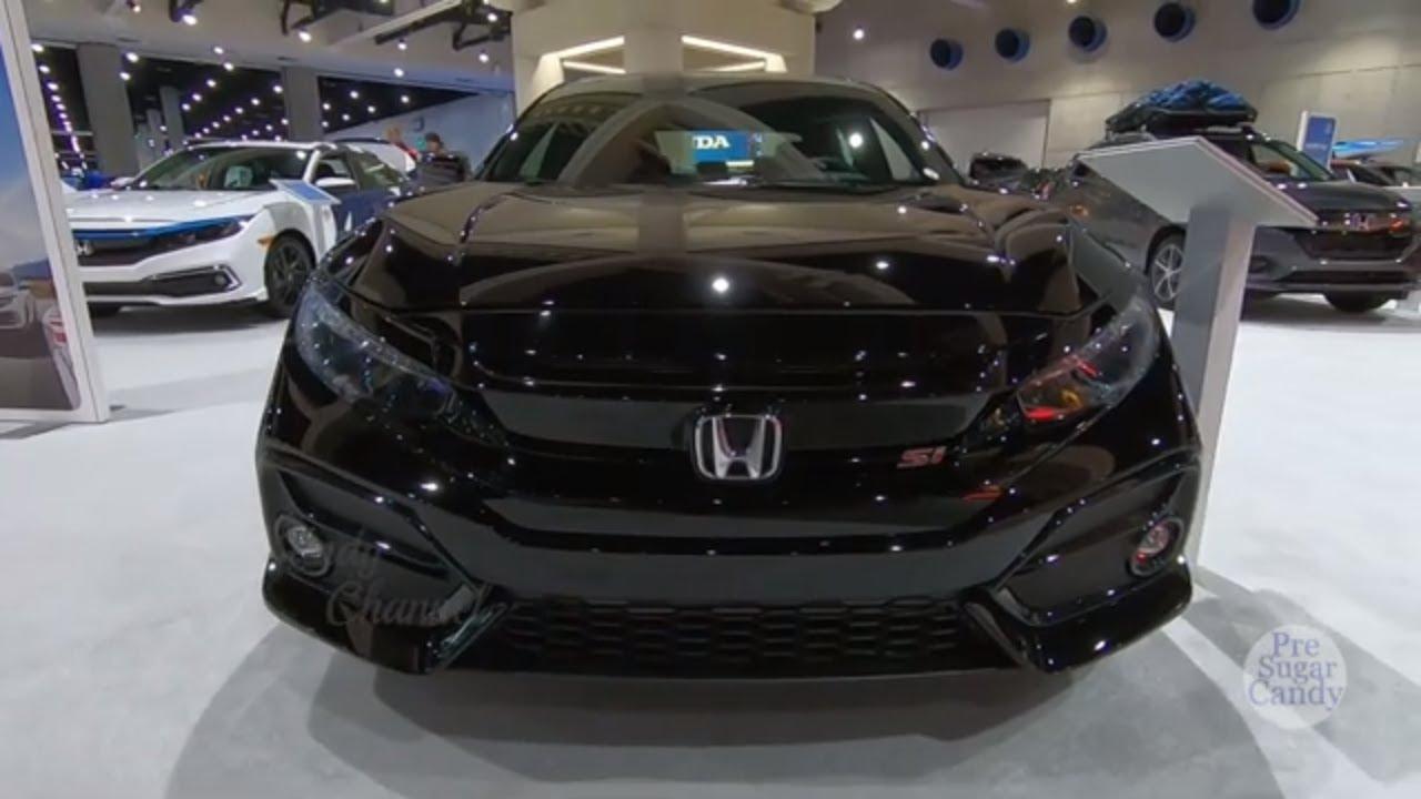 Khám phá Honda Civic bản Si tại Auto Show 2020
