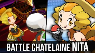 Super Single Battle Chatelaine - Pokémon Omega Ruby and Alpha Sapphire