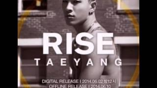 TAEYANG EYES NOSE LIPS [ AUDIO ]