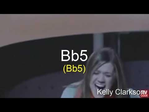 High Notes - Bb5 Battle - Female Singers